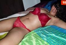 A irmã dormiu de lingerie vermelha bêbada, o mano aproveitou