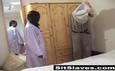 Escravo da negra gostosa