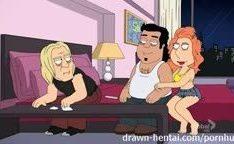 Family Guy foda hentai