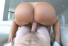 Pornô HD Julianna Vega pulando na rola