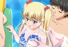 Video putaria hentai garotas safadinhas da praia 01