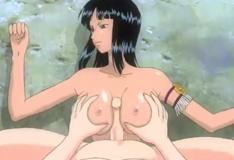 Espanhola da Robin One Piece Pornô